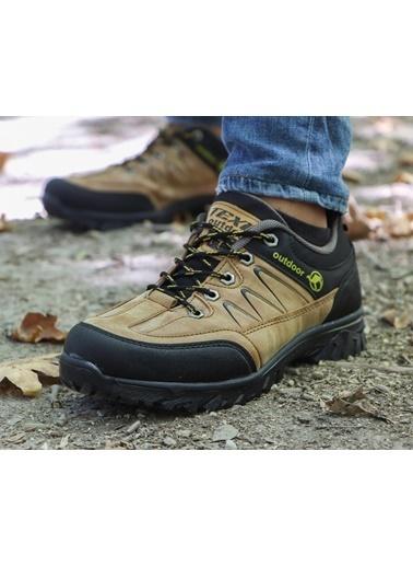 Texin T41 Taba Outdoor Ayakkabı Taba